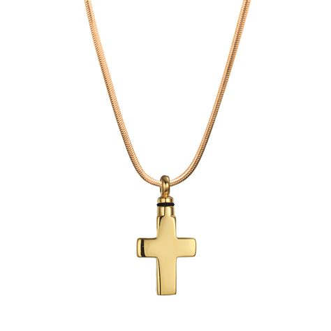 Premium Necklace cross premium memorial necklace anavia everlasting jewelry and gifts