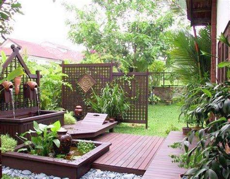 Garden Design Tips To Deal With Small Space Theydesign Small House Garden Ideas