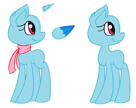 five ponies mlp base pony base 3 by icicle212 on deviantart