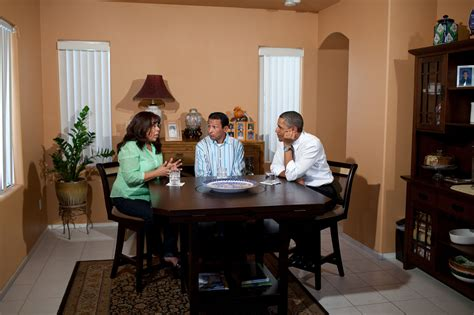 Kitchen Table Debate We Can T Wait President Obama In Nevada Whitehouse Gov