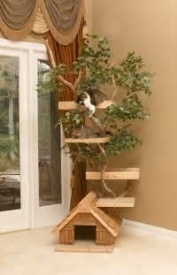 cat tree houses curbly