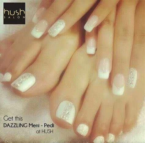 hair salon wedding makeup mainicures pedicures key hush salon dubai nail art gel french manicure pedicure