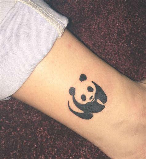totally cute panda tattoos designbump