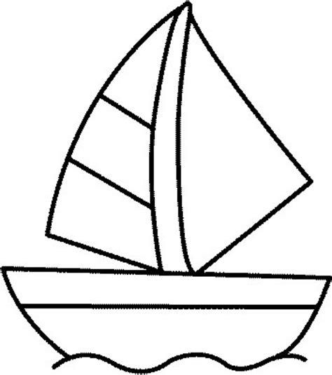 dibujo barco velero para colorear dibujos para colorear veleros