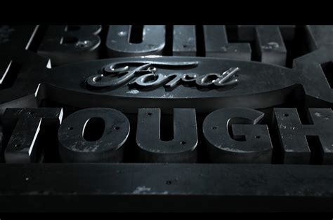 Built Ford Tough Logo by 2015 Built Ford Tough Logo Photo 2