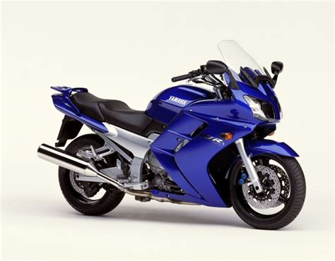 yamaha fjr  gallery  top speed