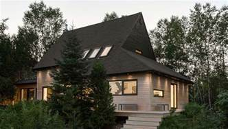 lake cottage design modern lake cottage with nordic inspired design in