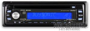 Headunit Clarion Cz215a Intellegent Tune clarion dxz445 all car stereos sonic electronix