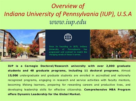 Iup Mba Program Penn Highlands by 2 Ppt Summer Program Iup 2015