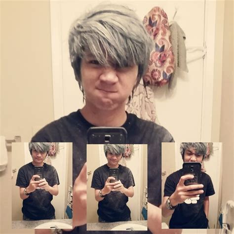gray nonperminit hair color for kids 4 ways to make your hair look gray for a costume wikihow