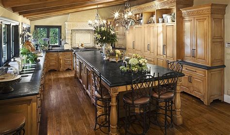 ornate kitchen cabinets 41 luxury u shaped kitchen designs layouts photos