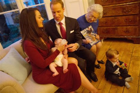 Queen Elizabeth S Dogs by The Queen Bonds With Princess Charlotte At Home With Kate