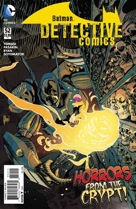 batman detective comics b075m3vrsv the batman universe review detective comics 52