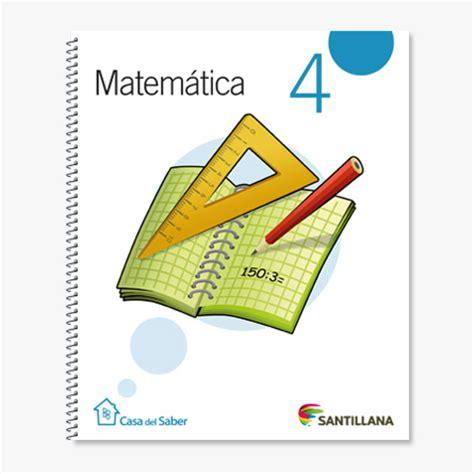 libro de 5 mate libros escolares santillana