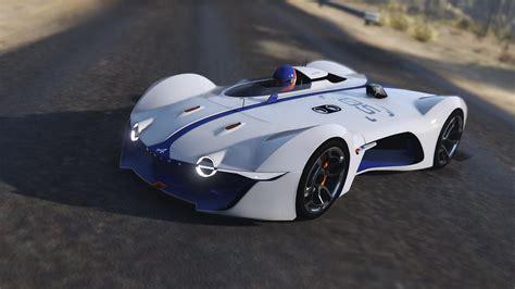 Gran Turismo 2015 alpine vision gran turismo concept add on replace