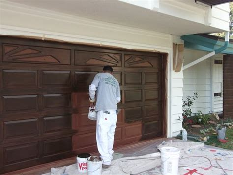 5 Simple Steps To Paint Your Garage Doors Marietta Ga Garage Doors Marietta Ga