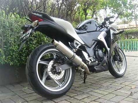 Knalpot Racing Honda Cbr 250 Gp Corsa High Quality 1 cld c3 cbr 250 r mc41 exhaust sound