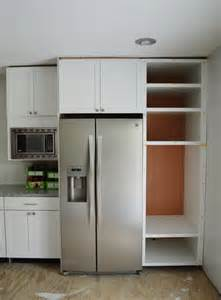 Pre Made Kitchen Pantry Project Pantry Diy Drawers Prep Planning Loving Here