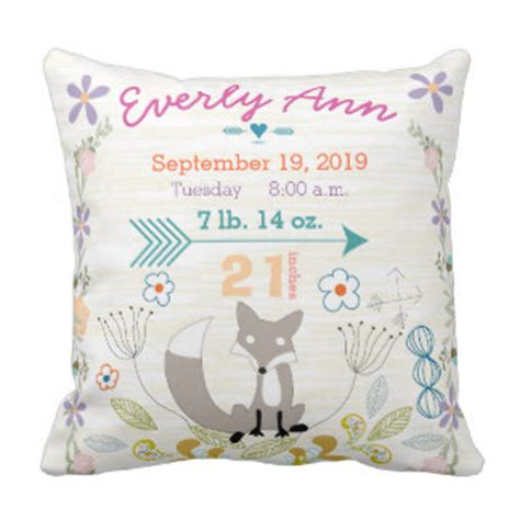 Pillowcase For Baby Pillow by Baby Pillows Decorative Throw Pillows Zazzle