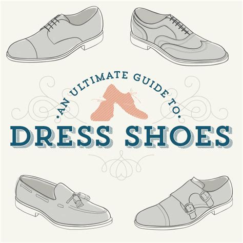 the ultimate s dress shoe guide the gentlemanual a