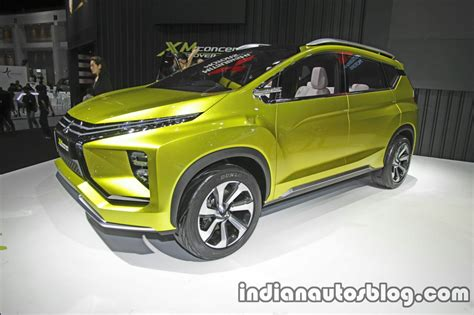 mitsubishi xm concept production spec mitsubishi xm mpv spied in indonesia