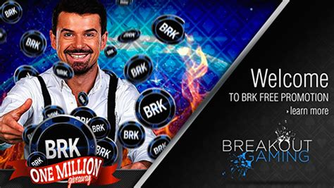Free Coin Giveaway - breakout gaming group announces 1 million brk free coin giveaway promotion migs