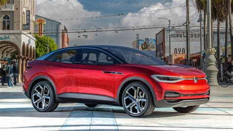 Volkswagen Id 2019 by 2019 Volkswagen Id Crozz Electric Concept Review And