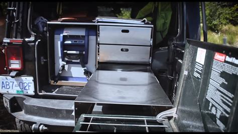 overland jeep setup overland adventure jeep with rooftop tent and