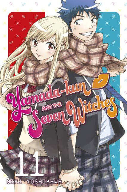 Yamada The 7 Witches Vol 01 yamada kun and the seven witches 2 vol 2 issue