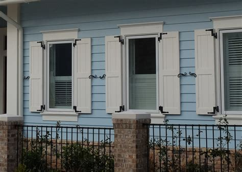 cottage style shutters custom shutter ideas