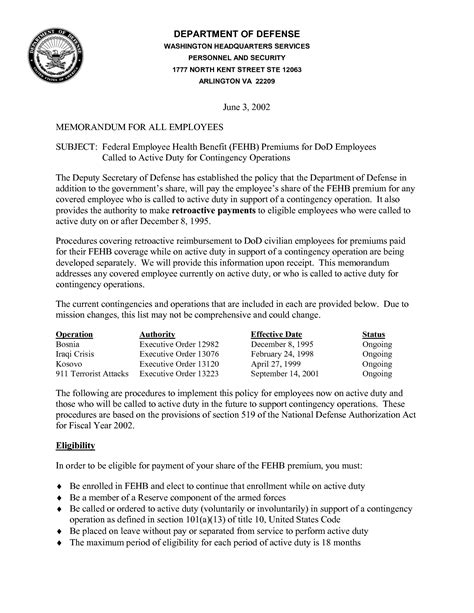 best photos of va memo template official memorandum