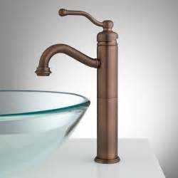 leta single vessel faucet with pop up drain