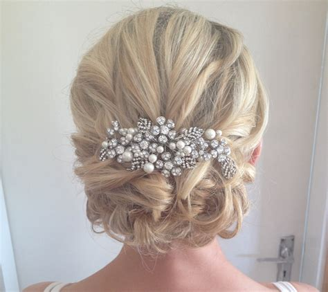 Wedding Hairstyles For Medium Length Hair With Fringe by Wedding Hairstyle Trends For Brides Wedding