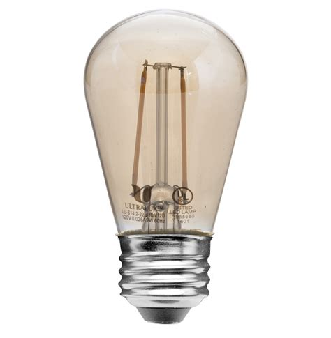 Lu Led Bulb vintage s14 led bulbs ultralux 174 led