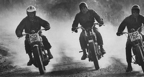 steve mcqueen the life and legend of a hollywood icon snapshot 1963 500 miles with steve mcqueen and bud ekins