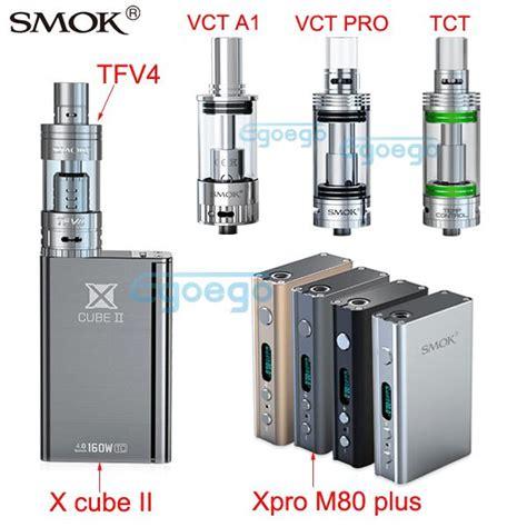 Smok X Cube Ii Wismec Plus 100 original smok xpro m80 plus x cube ii xcube 2 mod smok vct pro vct a1 tct tfv4 tank
