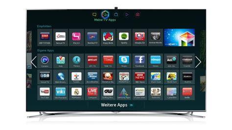 samsung smart tv das sind die besten samsung tv apps audio foto bild