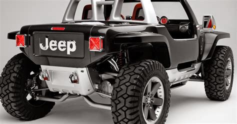 jeep hurricane m e m o jeep hurricane concept to power wheels