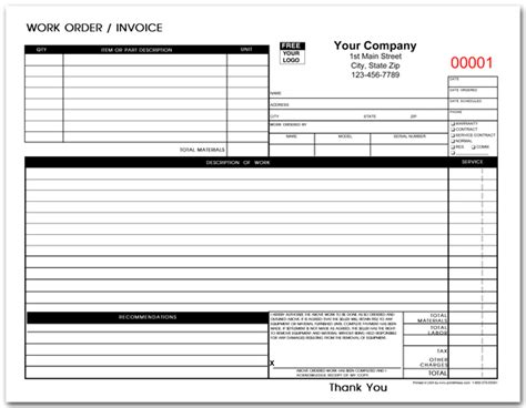 Auto Repair Estimate Template Template Business Repair Shop Work Order Template