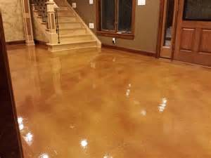 stained concrete floors concrete overlays master