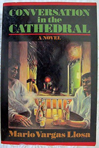 conversation in the cathedral conversation in the cathedral english and spanish edition