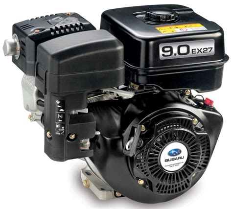 subaru 9 hp engine subaru 9hp ex27 keyway shaft engine honda engines and