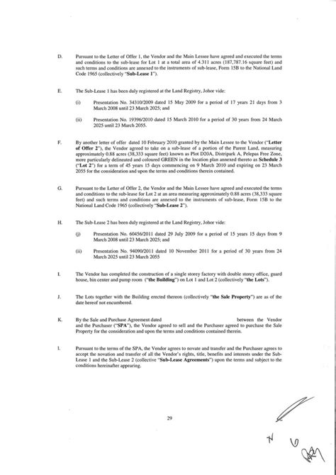 Section 32 Contract by Contract By Str Holdings Inc