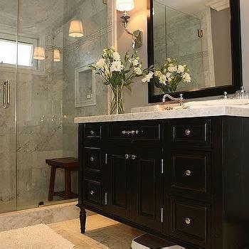 black bathroom vanities ideas pinterest black bathroom mirrors double vanity classic style baths
