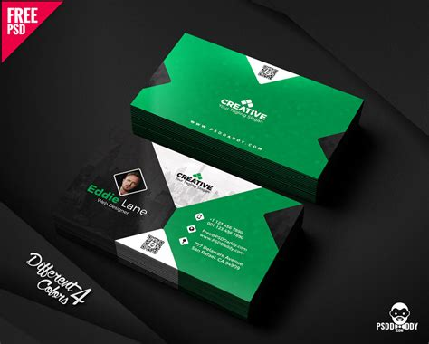 business card design templates free bundle uxfree