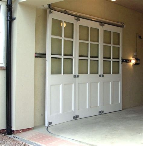 Overhead Sliding Door Hardware 25 Best Ideas About Sliding Garage Doors On Pinterest Garage Door Track Sliding Barn Doors