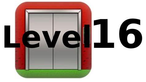 100 floors level 16 100 floors level 16 walkthrough
