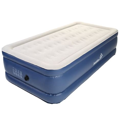 amazoncom ivation inflatable twin air bed double
