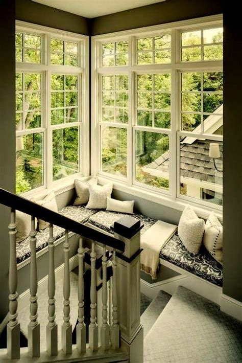 window reading nook alcove reading and window on pinterest