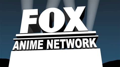 Anime Network by Fox Anime Network Logo 2 Version